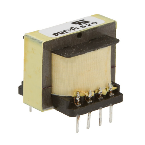 "SPT-113-UL: 600Ω Split:600Ω Impedance, 0.780"" Max. H, Coupling Transformer"