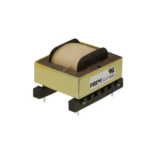 "SPT-118-UL: 900Ω:600Ω Impedance, 1:0.8163 Turns Ratio, 0.930"" Max. H, Coupling Transformer"