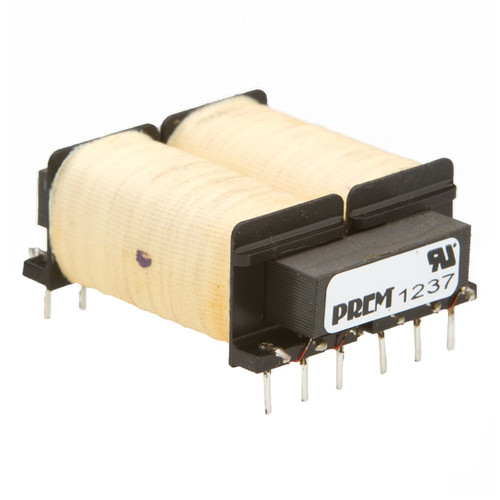 SPT-125-UL: 600Ω:600Ω Impedance, (Mini1) Telecom Transformer