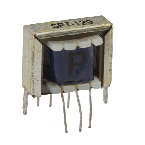 SPT-129: 600ΩCT:600ΩCT Impedance, Coupling Transformer