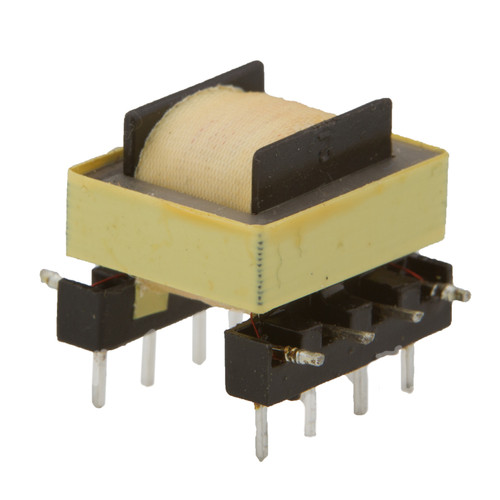 "SPT-131-UL: 600Ω Split:600Ω Impedance, 0.675"" Max. H, Coupling Transformer"