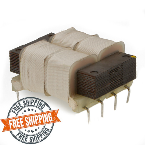 SPW-101: Dual 115/230V Primary, 6.0VA, Series 12.6VCT @ 450mA, Parallel 6.3V @ 900mA