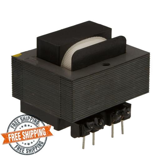 SPW-1104: Dual 115/230V Primary, 5.0VA, Series 24VCT @ 210mA, Parallel 12V @ 420mA