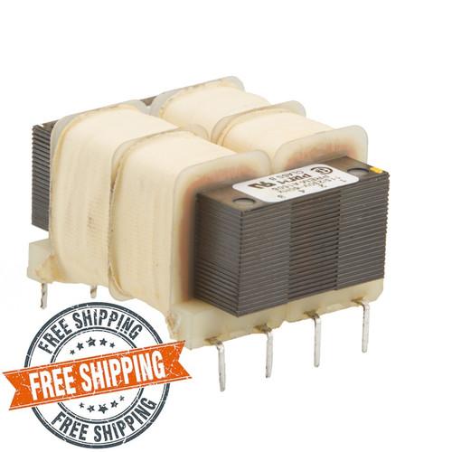 SPW-158: Dual 115/230V Primary, 9.0VA, Series 88VCT @ 102mA, Parallel 44V @ 204mA