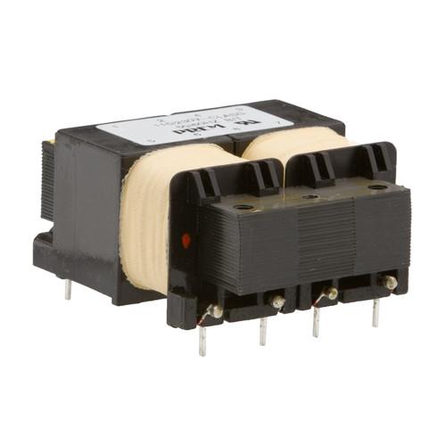SPW-2410: Dual 115/230V Primary, 24.0VA, Series 230VCT @ 100mA, Parallel 115V @ 200mA
