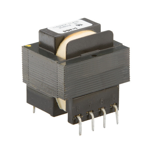 SPW-3402: Dual 115/230V Primary, 2.4VA, Series 16VCT @ 150mA, Parallel 8V @ 300mA