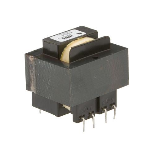 SPW-3501: Dual 115/230V Primary, 6.0VA, Series 12.6VCT @ 500mA, Parallel 6.3V @ 1.0A