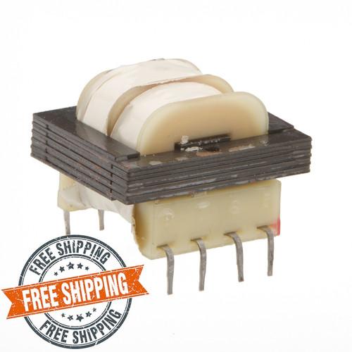 SPW-351-D: Dual 115/230V Primary, 1.1VA, Series 12.6VCT @ 90mA, Parallel 6.3V @ 180mA