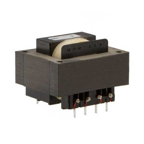 SPW-3627: Dual 115/230V Primary, 36.0VA, Series 48VCT @ 750mA, Parallel 24V @ 1.5A