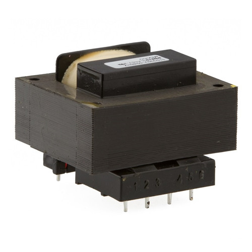 SPW-3631: Dual 115/230V Primary, 35.0VA, Series 12.6VCT @ 2.8A, Parallel 6.3V @ 5.6A