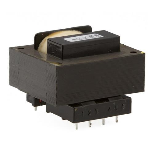 SPW-3639: Dual 115/230V Primary, 35.0VA, Series 120VCT @ 290mA, Parallel 60V @ 580mA
