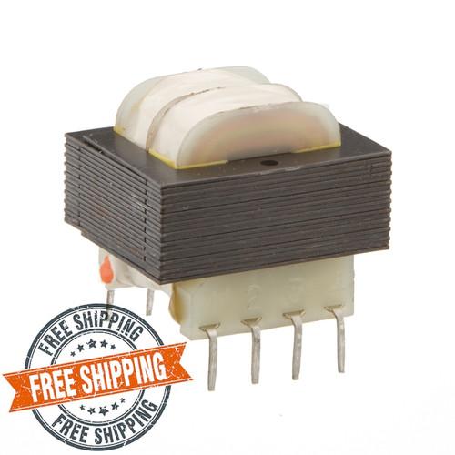 SPW-401-D: Dual 115/230V Primary, 2.4VA, Series 12.6VCT @ 200mA, Parallel 6.3V @ 400mA