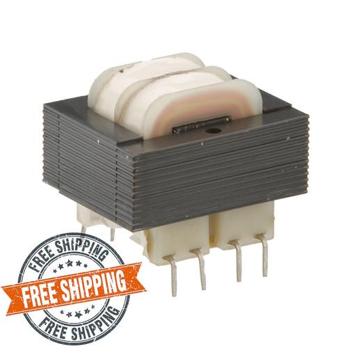 SPW-505-D: Dual 115/230V Primary, 6.0VA, Series 28VCT @ 200mA, Parallel 14V @ 400mA