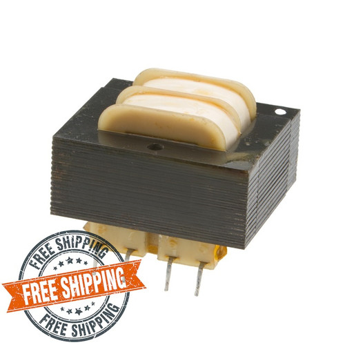 SPW-609-S: Single 115V Primary, 12.0VA, Series 120VCT @ 100mA, Parallel 60V @ 200mA