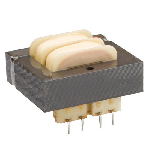 SPW-611-D: Dual 115/230V Primary, 20.0VA, Series 12.6VCT @ 1.6A, Parallel 6.3V @ 3.2A