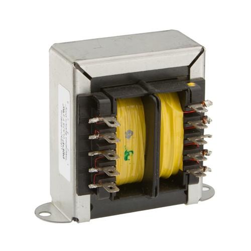SPWC-1504: Dual 115/230V Primary, 43.0VA, Series 24VCT @ 1.8A, Parallel 12V @ 3.6A