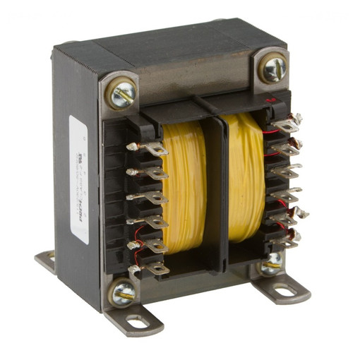 SPWC-1602: Dual 115/230V Primary, 80.0VA, Series 16VCT @ 5.0A, Parallel 8V @ 10.0A