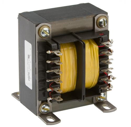 SPWC-1704: Dual 115/230V Primary, 130.0VA, Series 24VCT @ 5.4A, Parallel 12V @ 10.8A