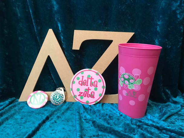 Alpha Sigma Alpha Package