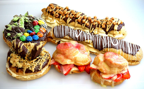 Choux Pastry Box