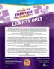 Liberty Belt instructions.