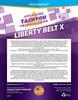 NEW - Tachyonized Liberty Belt X -Extra Strength