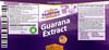 Tachyonized Guarana Extract