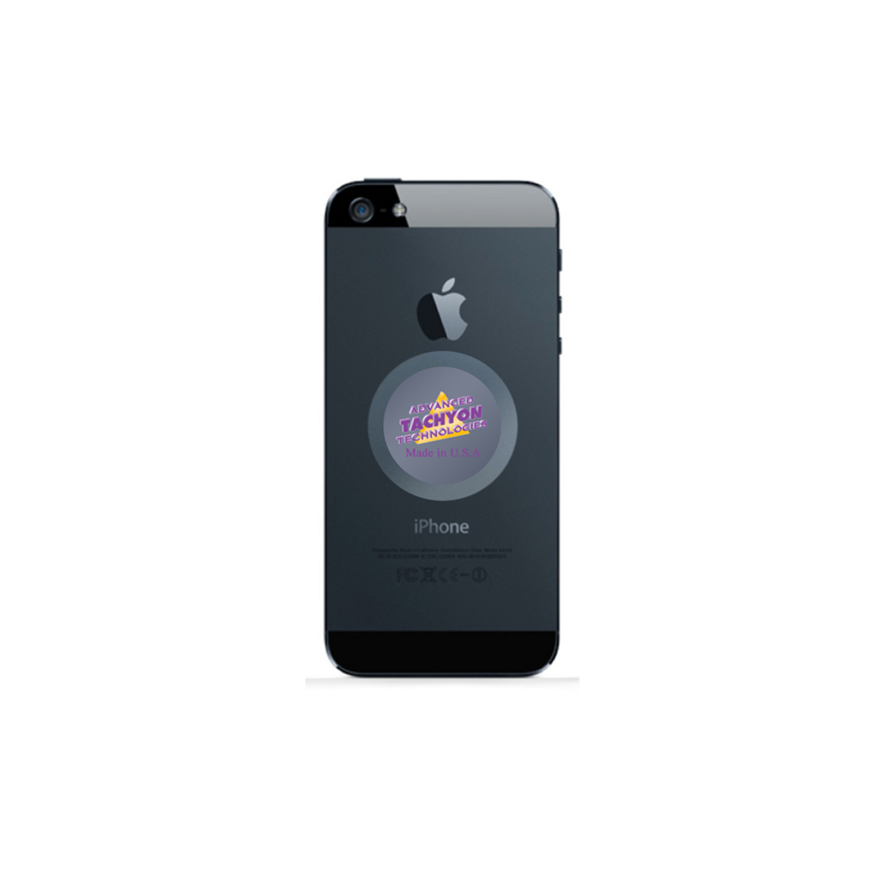 Tachyon Phone Micro-Disk - The Standard in Cell Phone Radiation Protection   Protects 1 Phone