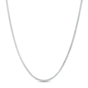 Sterling Silver Box Chain is a perfect Tachyon product to go with your Tachyonized pendants.