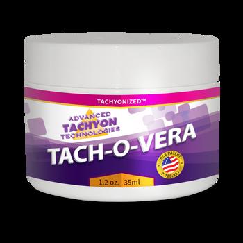 Tachyonized Tach-O-Vera Aloe Gel 1.2 oz