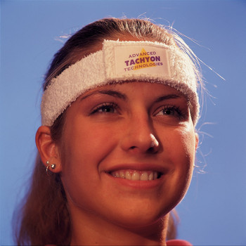 Tachyonized Velcro Headband