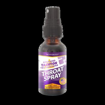 Tachyonized Throat Spray