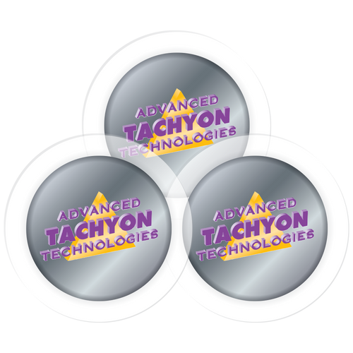 Tachyonized 35mm Micro-Disk 3-Pack - A Great Money Saving Kit