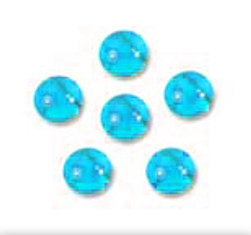 Tachyonized 8mm Aqua Cells 6-Pack  - Acupressure Cells