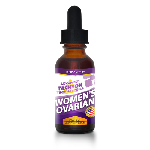 Tachyonized Women's Ovarian Tonic