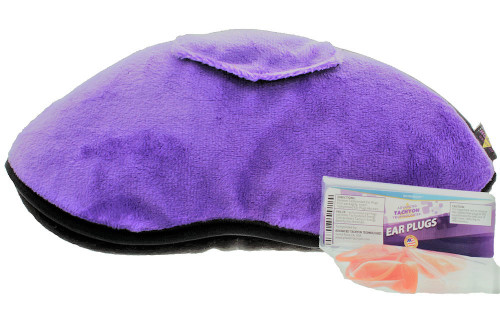 Tachyon Energy Products - This Deluxe Eye Mask is beneficial in balancing specific eye issues, soothing headaches and sinus problems, and facilitating peaceful sleep.