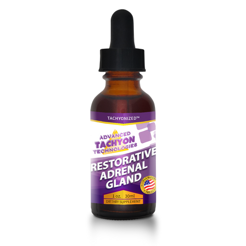 Tachyonized Restorative Adrenal Gland Tonic