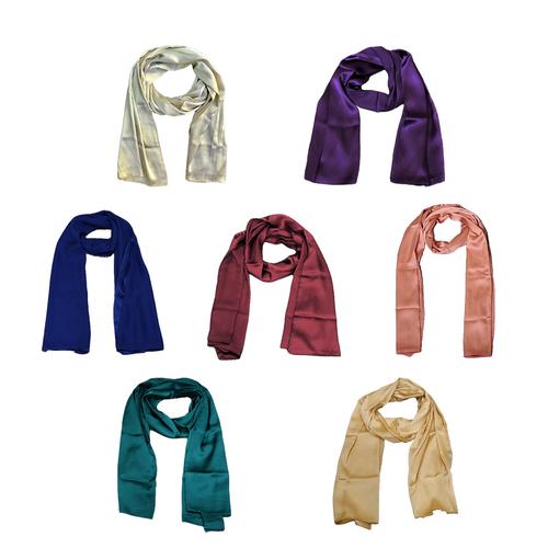 Tachyonized Pure Silk Elegance Scarf