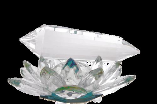 NEW - Tachyonized Mini Vogel 4.5 inch - Clear