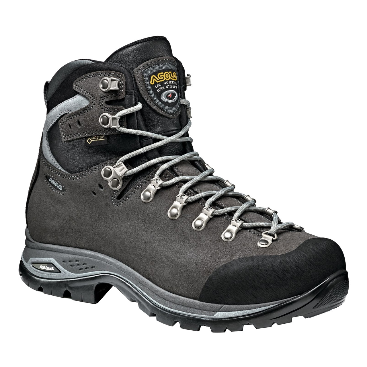 5fe6888d1cdba Asolo Greenwood Gv Hiking Boots - Men's