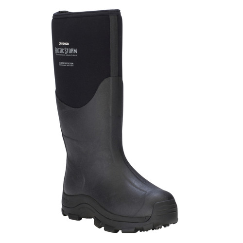 Dryshod Arctic Storm Hi Insulated Boot - Men's -  Black