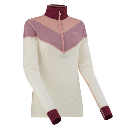Kari Traa Kink Half Zip Baselayer Top - Women's