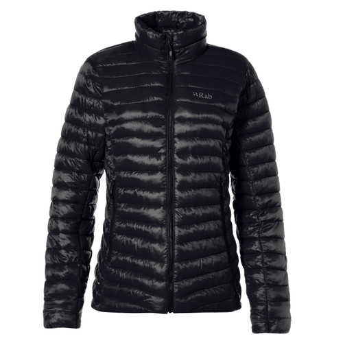 Rab Microlight Jacket - Women's - Black/Seagrass