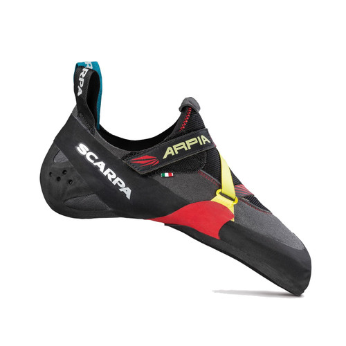 Scarpa Arpia - Men's - Black/Red