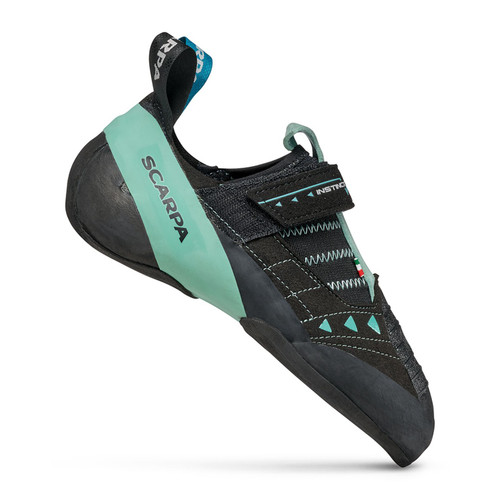 Scarpa Instinct VS - Women's - Black/Aqua