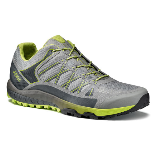 Asolo Grid GV - Grey Lime