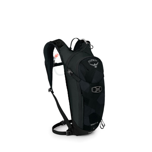 Osprey Siskin 8 Mountain Bike Hydration Pack - Obsidian Black