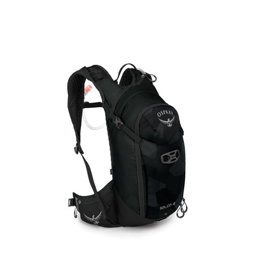 Osprey Salida 12 Mountain Bike Hydration Pack - Women's - Black Cloud