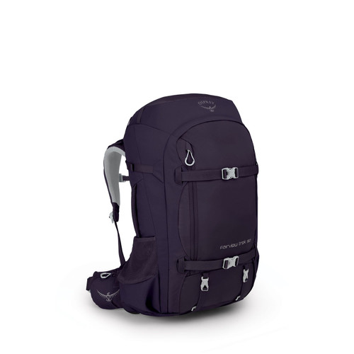 Osprey Fairview Trek 50 Travel Pack - Women's - Amulet Purple