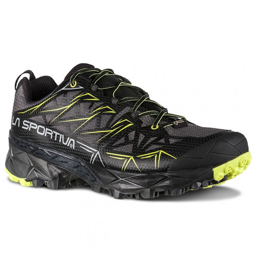 La Sportiva Akyra GTX - Men's - Carbon/Apple Green